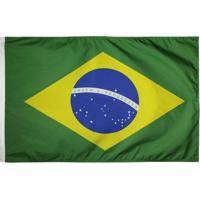Bandeira Brasil Torcedor 2 Panos - Unissex