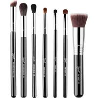 Conjunto De Pincéis C/7 Sigma Beauty Best Of Sigma Brush Set - Unissex-Preto