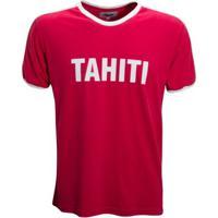 Camisa Liga Retrô Taiti 1980´S - Masculino