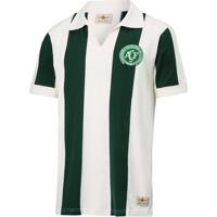 Netshoes  Camisa Polo Retrô Gol Chapecoense Listrada Torcedor - Masculino a3c6ca5b65abe