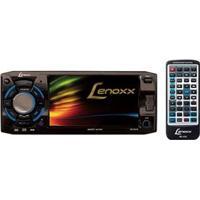 Dvd Player Automotivo Ad 2610 Lenoxx Sound Com Rádio Fm, Entrada Usb, Entrada Sd, Entrada Para Câmera De Ré E Entrada Auxiliar