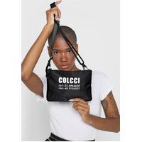 Bolsa Colcci Fitness Envelope Preta
