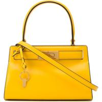 Tory Burch Lee Radziwill Small Bag - Amarelo