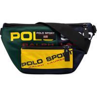 Polo Ralph Lauren Pochete Com Estampa De Logo - Multicoloured: