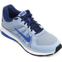 Tênis Nike Dart 12 Msl Masculino - Masculino-Azul Claro+Azul