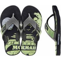Chinelo Mormaii Neocycle Infantil - Unissex