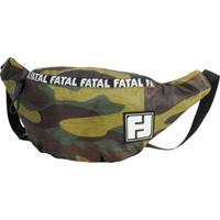 Pochete Casual Fatal Isiway Camuflada Ftp1900200 - Unissex-Camuflado