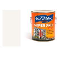 Tinta Super Pro Acrílico Fosco 3,6 Litros Branco - Eucatex - Eucatex