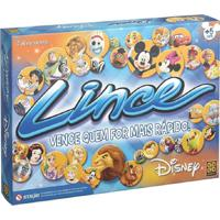Lince Disney - Jogo De Tabuleiro - Grow - Tricae