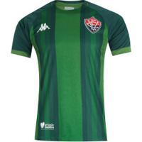 Camisa De Goleiro Do Vitória I 2019 Kappa - Masculina - Verde