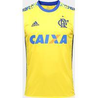 c87be0a5a37f5 Netshoes  Regata Flamengo Iii 17 18 Torcedor Adidas Masculina - Masculino