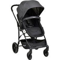 Carrinho De Bebê Convert Burigotto Dark Grey Ixca5124Prc48