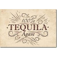 Placa Decorativa - Tequila - 0976Plmk