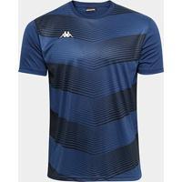 Camisa Kappa Field Masculina - Masculino-Marinho