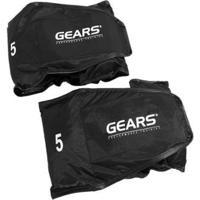 Par Caneleira Black Edition Ajustável 5 Kg Gears - Unissex