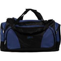 Bolsa De Viagem Azul