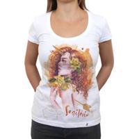 Sagitariana - Camiseta Clássica Feminina