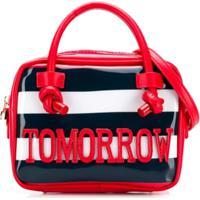 Alberta Ferretti Kids Bolsa 'Tomorrow' - Azul