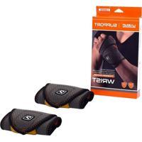 Munhequeiras Liveup Para Crossfit Musculação E Reabilitação - Unissex