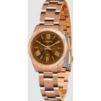 Relógio Feminino Lince Lrr4492L N3Rx
