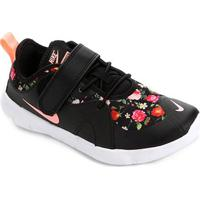 Tênis Infantil Nike Flex Contact 3 Vf - Masculino-Preto+Pink