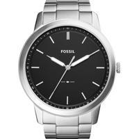 Relógio Fossil Masculino The Minimalist Fs5307/1Pn