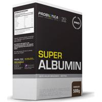 Super Albumina 500G – Probiótica - Unissex-Chocolate