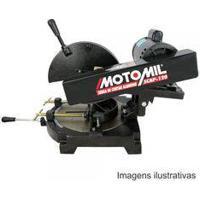 Serra De Cortar Alumínio Motomil Scap-120N Sem Motor Com Tripolar