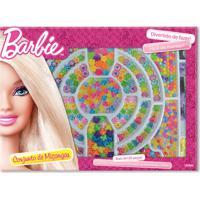 Boneca Barbie Rosa Fun Divirta-Se Cosmopolitan