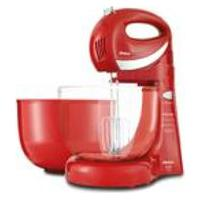 Batedeira Philco Paris Cristal Maxx Vermelha 350W