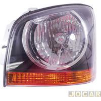 Farol - Alternativo - Kia Bongo 2000 Até 2004 - Lado Do Motorista - Cada (Unidade)