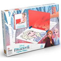 Kit De Atividades Espelho Mágico Frozen 2 - Grow - Kanui