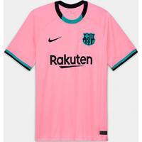 Camisa Barcelona Third 20/21 S/N° Torcedor Nike Masculina - Masculino