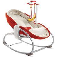 Cadeira De Descanso 3 Em 1 Tiny Love- Vermelha & Cinza Cdorel