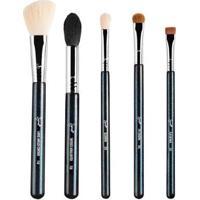 Kit De Pincéis Sigma Beauty Nightlife Brush Set Glitter Handles - Feminino-Incolor