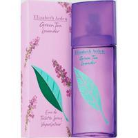 Perfume Feminino Green Tea Lavander Elizabeth Arden Eau De Toilette - 100Ml