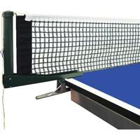 Kit Klopf P/ Tênis De Mesa / Ping Pong C/ 2 Suportes E Rede - Unissex