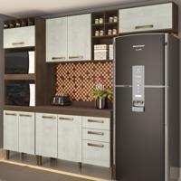 Cozinha Modulada Viena A1398 - Casamia Elare