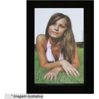 Porta Retrato Color- Preto- Tamanho Da Foto: 15X21Cmkapos