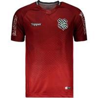 Camisa Topper Figueirense I 2018 Goleiro Masculina - Masculino