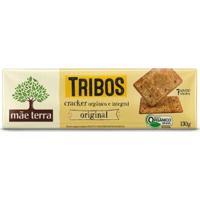 Biscoito Cracker Integral Orgânico Multigrãos Mãe Terra 130G - Unissex