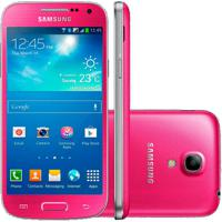 "Smartphone Samsung Galaxy S4 Mini Duos - Rosa - 8Gb - 4.3"" - Câmera 8Mp"