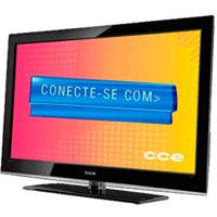 "Tv Cce Stile D40 - Tela Lcd 40"" - Full Hd - Conversor Digital - Preta"