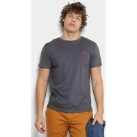 7b75d5bb99ff7 Netshoes  Camiseta Polo Up Gola Careca Masculina - Masculino