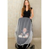 Mosquiteiro De Carrinho E Bebê Conforto Em Cegonha Baby Em Microtule