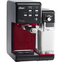 Cafeteira Espresso Primalatte Vermelho Oster 127V