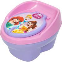 Troninho Styll Baby Princesas Disney Lilás