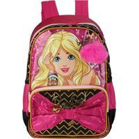 Mochila Barbie 17, Rosa, P - 064707-00 - Sestini