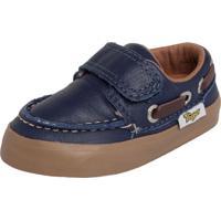 Sapato Menino Tigor T. Tigre Azul