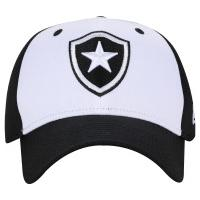Boné Aba Curva Do Botafogo New Era 940 Hp - Snapback - Adulto - Preto  24ad82836a63f